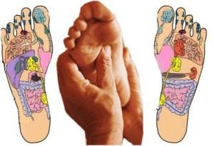 Refleksoterapija stopala  i refleksna masaža