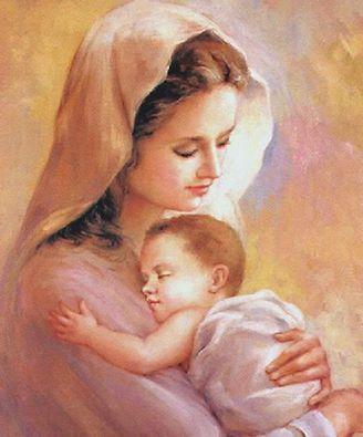 RODITELJI ISUSA KRISTA - MAJČINO IME