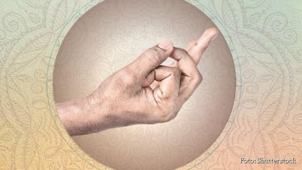 Bhramara mudra: položaj prstiju leči alergiju i pomaže kod stresa