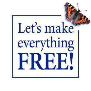 Učinimo sve besplatnim i slobodnim – Povelja Slobodnog Svijeta