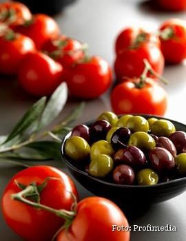 Vegetarijanska kuhinja - Gazpacho II - španjolska juha od rajčice