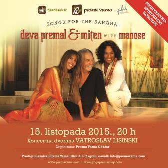 Koncert Deva Premal i MIten