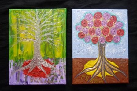 Drveće promjene