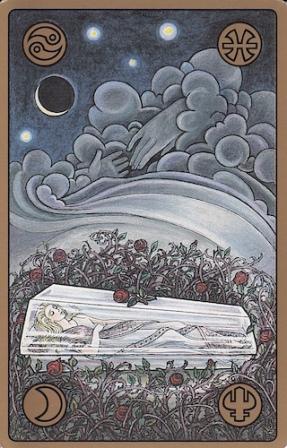 Symbolon karte - Uspavana ljepotica