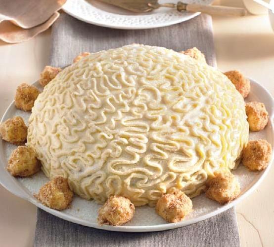 Torta s kremom od šampanjca