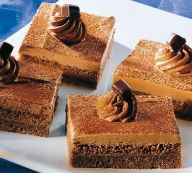 Ploške s čokoladnim karamelama