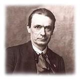 R U D O L F            S T E I N E R (1861 – 1925)