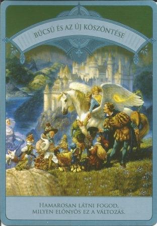 MAGIKUS UNIKORNISOK - Čarobni jednorozi; Doreen Vrttue: Zbogom starome i dobrodošli u novo