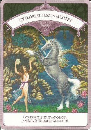 MAGIKUS UNIKORNISOK - Čarobni jednorozi; Doreen Vrttue: Praksom do savršenstva