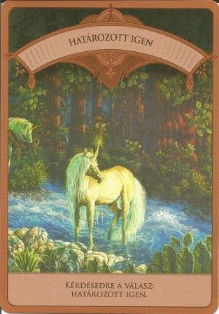 MAGIKUS UNIKORNISOK - Čarobni jednorozi; Doreen Vrttue: Pristanak, definitivno da