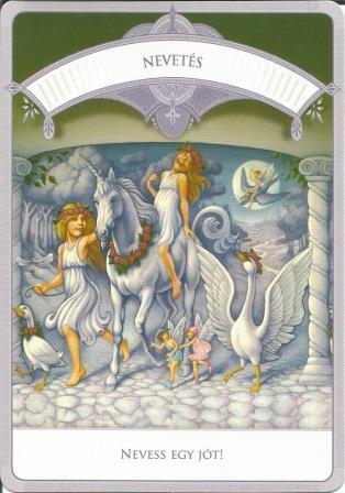 MAGIKUS UNIKORNISOK - Čarobni jednorozi; Doreen Vrttue: Smijeh