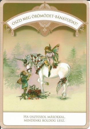 MAGIKUS UNIKORNISOK - Čarobni jednorozi; Doreen Vrttue: Podijelite svoju radost, tugu!