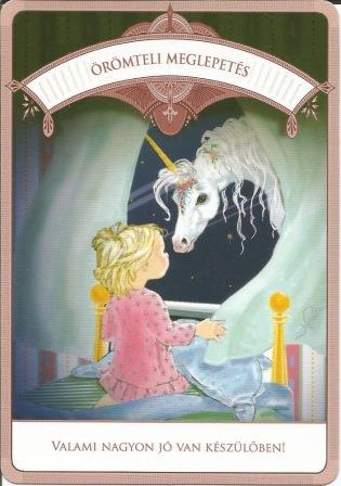 MAGIKUS UNIKORNISOK - Čarobni jednorozi; Doreen Vrttue: Iznenađenje