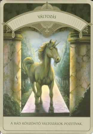 MAGIKUS UNIKORNISOK - Čarobni jednorozi; Doreen Vrttue: Promjena okolnosti