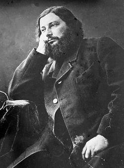 Gustave Courbet samouki slikar