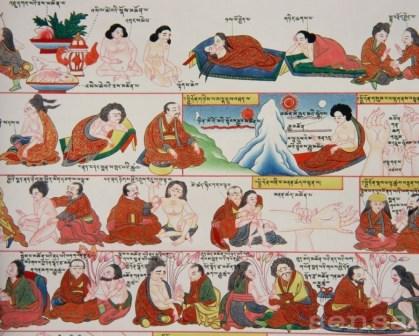 Tradicionalna tibetanska medicina o zdravlju i liječenju