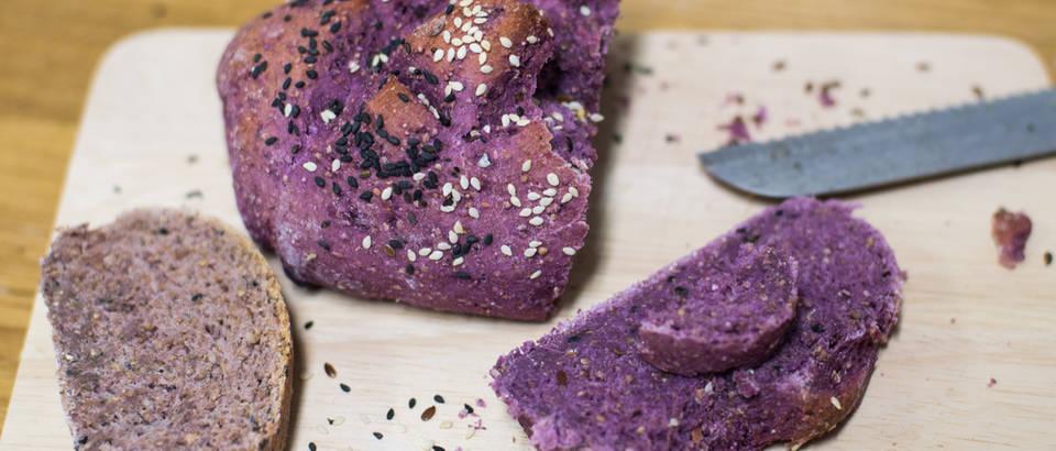 Ljubičasti kruh smanjuje rizik od dijabetesa i pretilosti