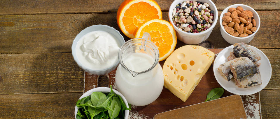 7 odličnih izvora kalcija za one koji ne vole mlijeko i mliječne proizvode