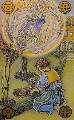 Symbolon: Vrt  duhova