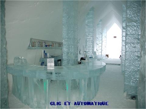 Ledeni hotel u Kanadi