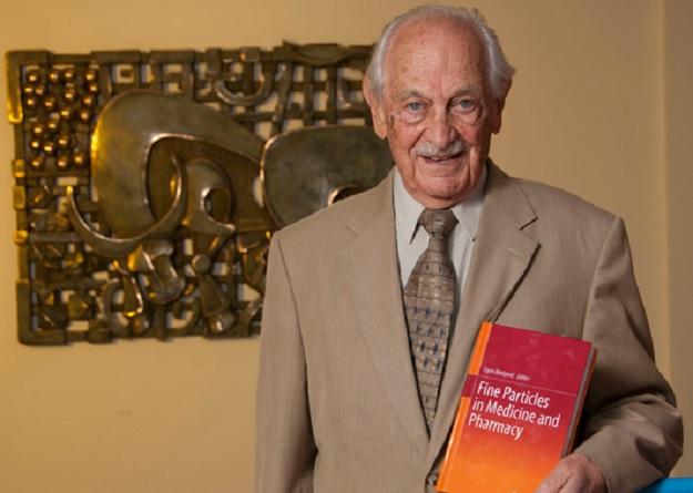 U 94.godini preminuo proslavljeni hrvatski kemičar Egon Matijević