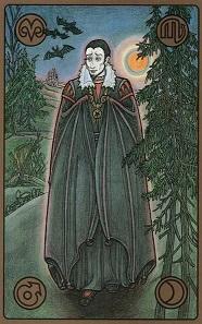 Symbolon karte - Vampir
