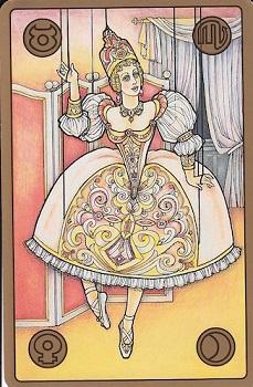 Symbolon: Marioneta