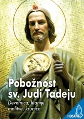 Molitva u teškim trenucima sv. Judi Tadeju...