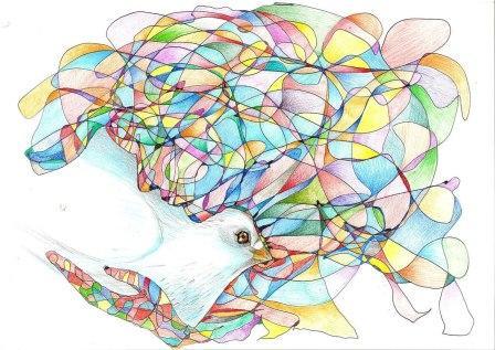 Kalendar radionica  - art terapija metodom crtanja fraktala