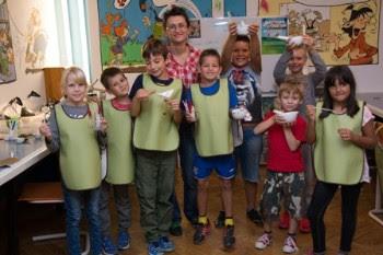 Znanstveni program za djecu u gradu Zagrebu