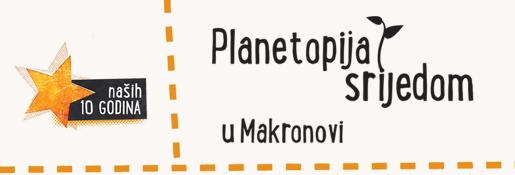 Najava prve Planetopijine srijede: LIJEK ZA STRAH - kako se suočavati sa strahovima i razvijati hrabrost