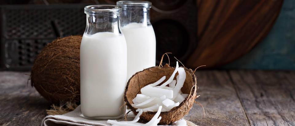 Kokosovo mlijeko - smanjuje krvni tlak, ne sadrži laktozu i poboljšava probavu