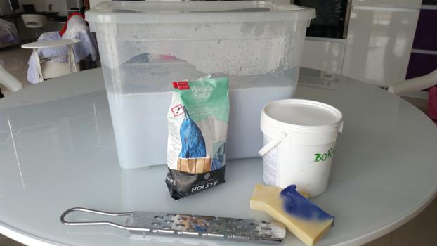 Tekuće sredstvo za pranje rublja