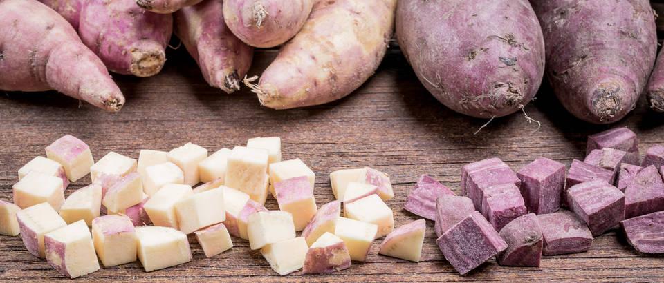 Batat je izvor C vitamina, pomaže imunitetu i poboljšava psihičko zdravlje