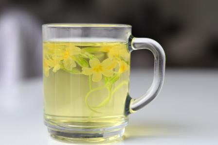 Čaj od cvjetova jaglaca
