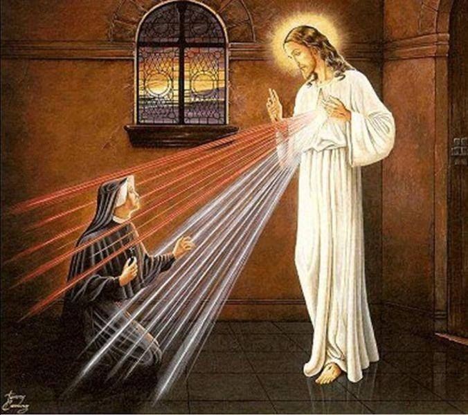 UPOZORENJE JE JAVNO OČITOVANJE MOG BOŽJEG MILOSRĐA DANOG SESTRI FAUSTINI