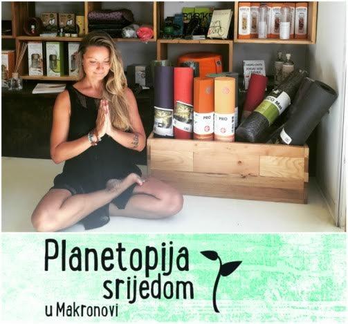 Na novoj Planetopijinoj srijedi o važnosti disanja s majstoricom joge, 3.5. u 19 sati