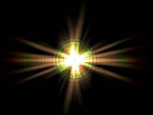 Osma dimenzija svjetlosnog tijela