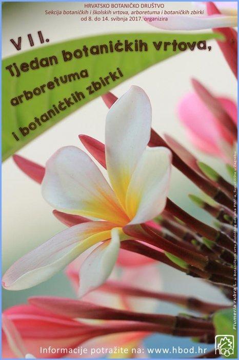 Seminar Duhovna fizika i Muzika biljaka u Botaničkom vrtu