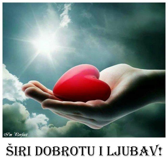 GOVORIM TI SVE ONO i Sai ljubav:)