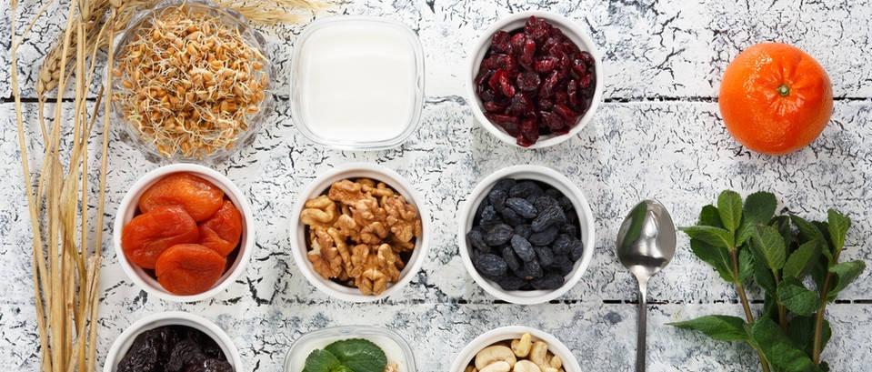 Najbolje jutarnje grickalice za gubitak kilograma