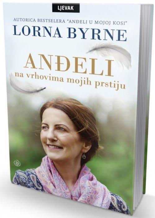 Darujemo magicusu knjigu Lorne Byrne: Anđeli na vrhovima mojih prstiju