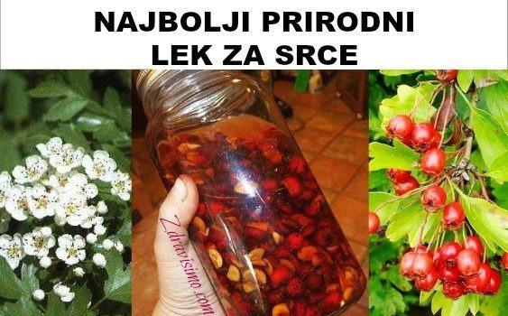 Najbolji prirodni lek za srce