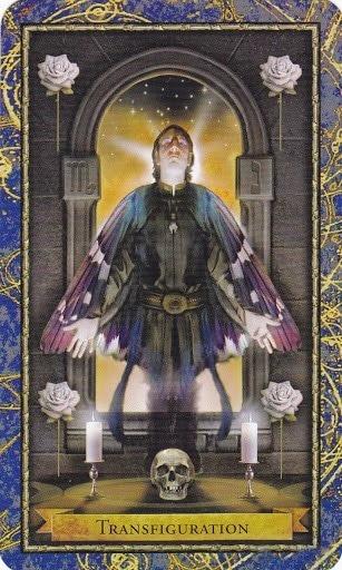Čarobnjački tarot - Preobražaj (Smrt u RW) - (Profesor Preobražaja, Učitelj transformacije)