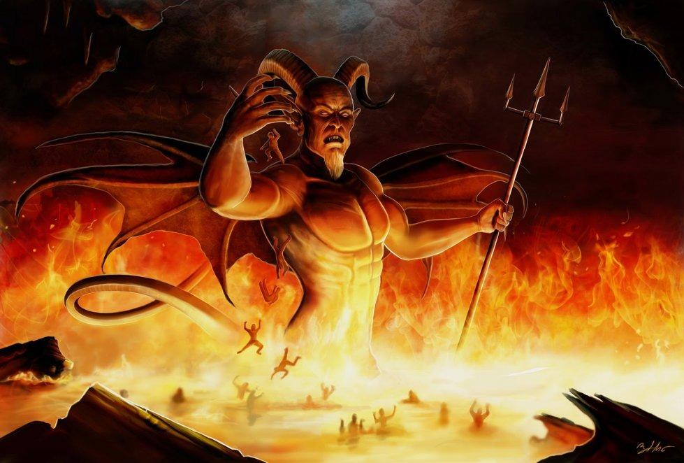 Moje viđenje Satane