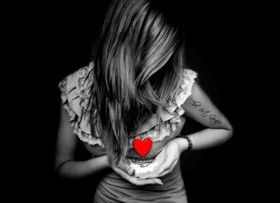 Danas sam izvadila jedan trn iz svoga srca..