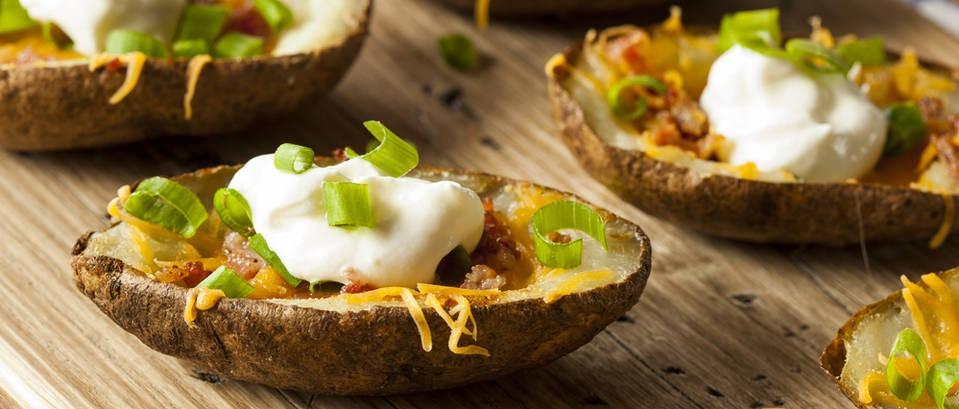 Evo zašto je dobro jesti koru krumpira
