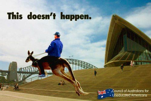 stvarno odlicno : ) predobro... Aussie