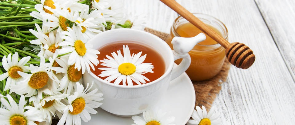 6 razloga zašto je i ljeti dobro piti čaj od kamilice