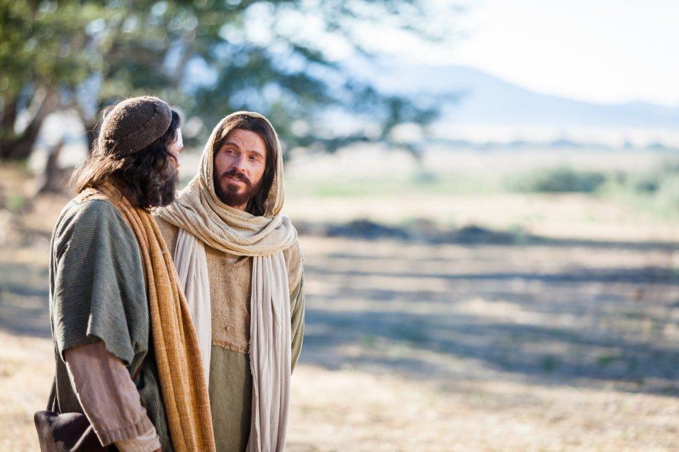 Isus i Petar
